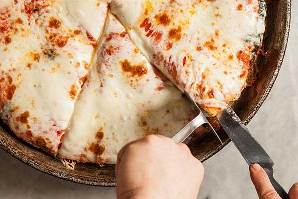 La pizza di Spontini ora in Piazza Duomo