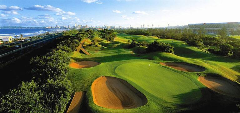 Sud Africa: Golf & Safari in Treno Deluxe