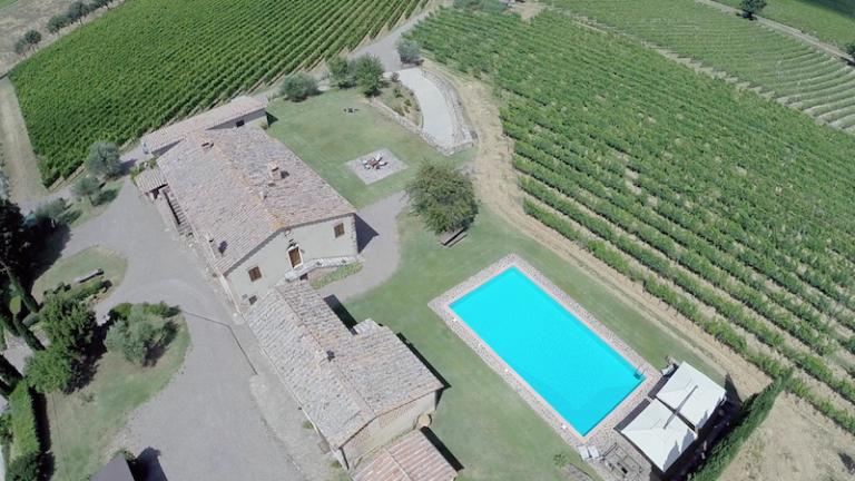 'Le Chiuse' a Montalcino. Custodi di eccellenze esclusive