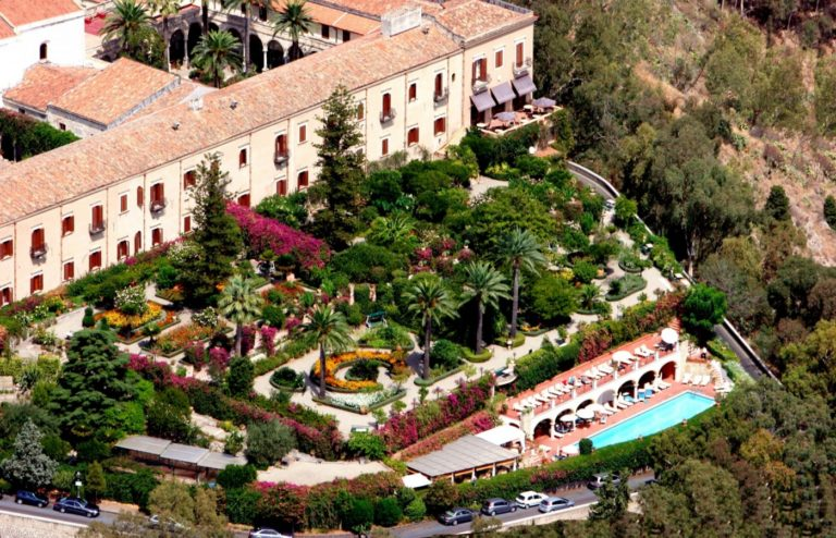 A Taormina riapre il 'San Domenico Palace Hotel'