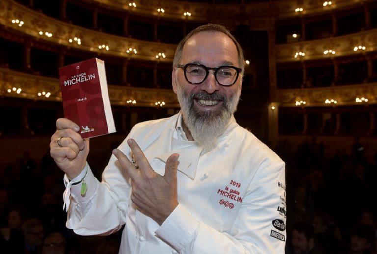 Michelin Italia 2018: Norbert Niederkofler è il nono tristellato italiano