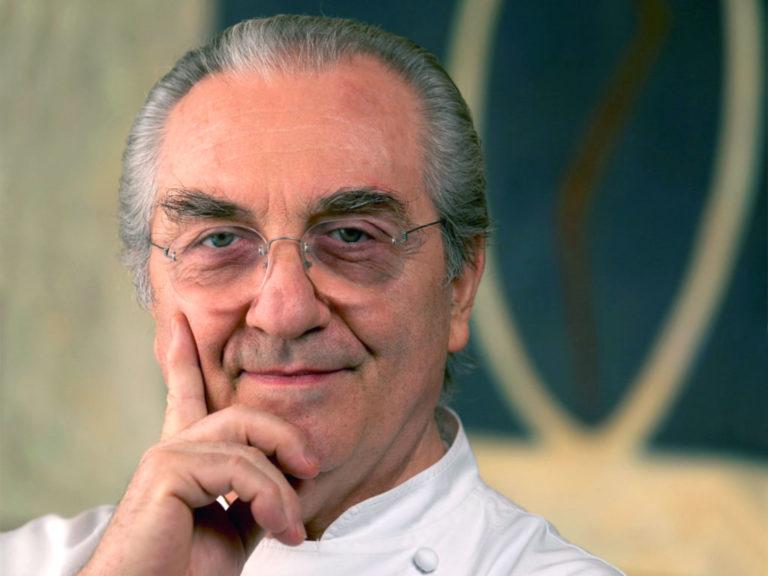 Gualtiero Marchesi: il suo genio infinito, la sua visione di cucina, la sua preziosa eredità artistica e culturale