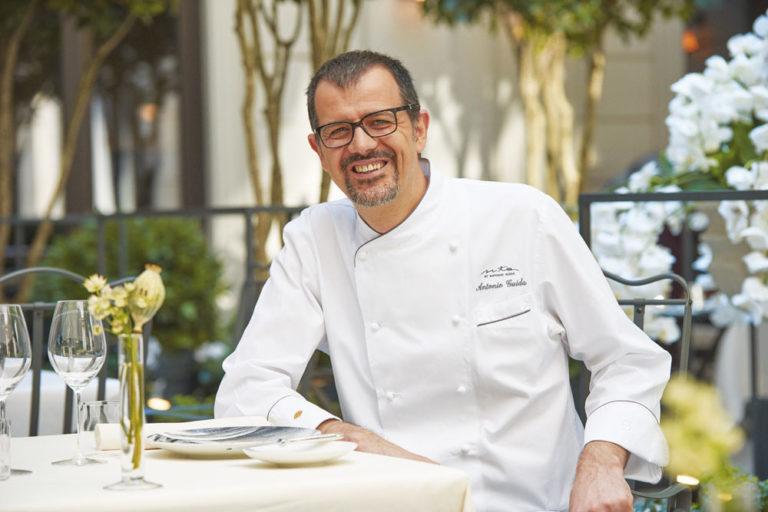 Antonio Guida, chef Best Values