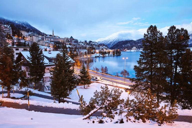 St.Moritz: Snow Polo World Cup