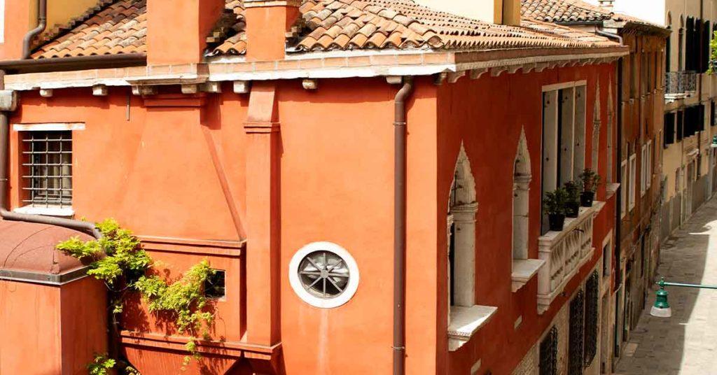 Corte di Gabriela facciata