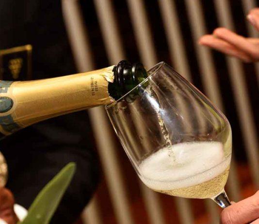 Un Mare di Champagne