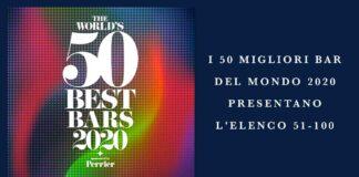 I migliori bar del mondo: dal 51° al 100°