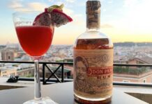 Drink The Antidote di Stefano Santucci head barman dell'Hotel Hassler di Roma