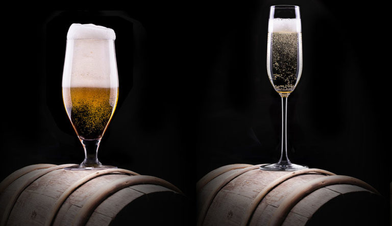 La Birra Champagne sorprende Expo 2015.
