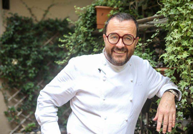 Giancarlo Morelli, cucina di cuore