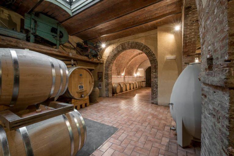 Wine Tour in cantina alla 'Fattoria del Colle' per una vacanza indimenticabile