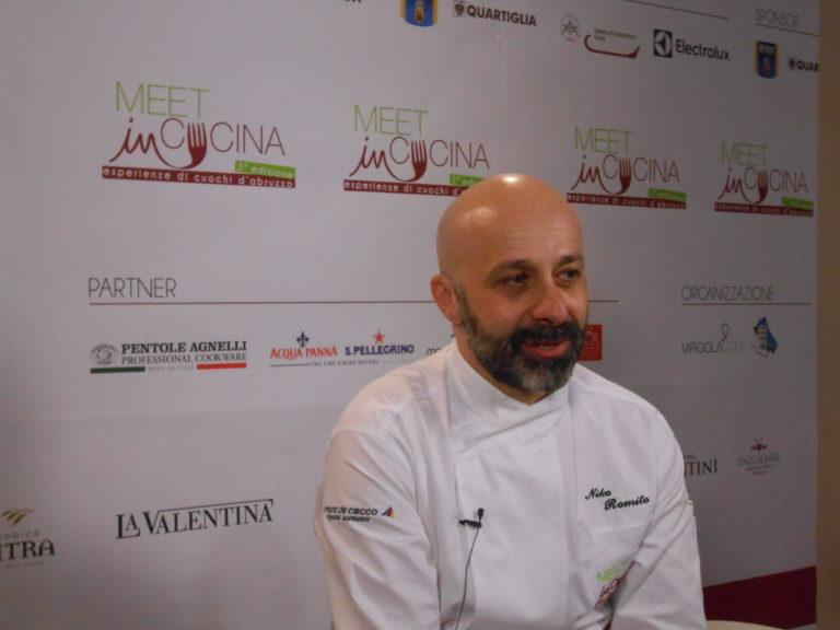 Niko Romito porta il suo personalissimo metodo di cucina nei 'Bulgari Hotels & Resorts' di Pechino, Dubai e Shanghai