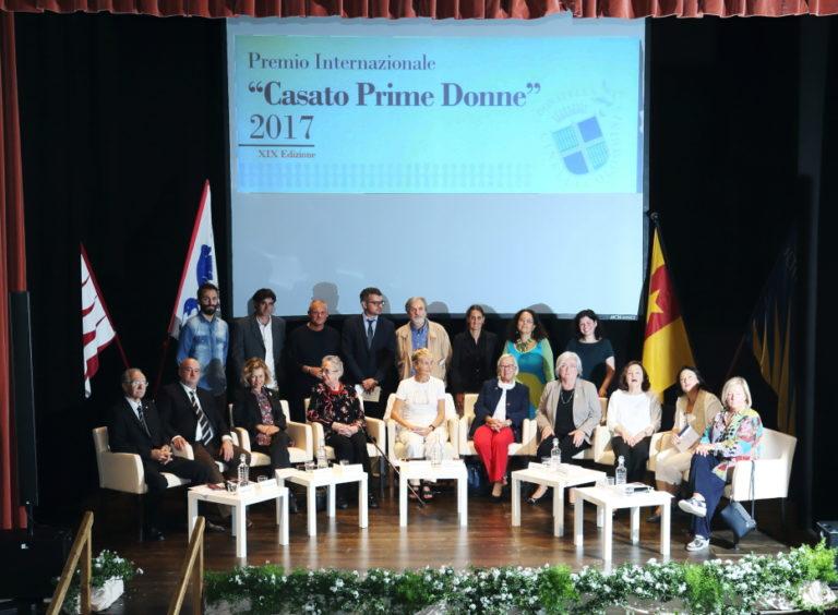'Casato Prime Donne': un premio nel segno della Valdorcia. Protagoniste due donne di Livorno: la biologa molecolare Federica Bertocchini e l'artista Alessia Bernardeschi