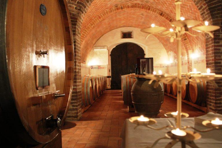 Capodanno alla Fattoria del Colle con Brunello, vinoterapia e bistecche