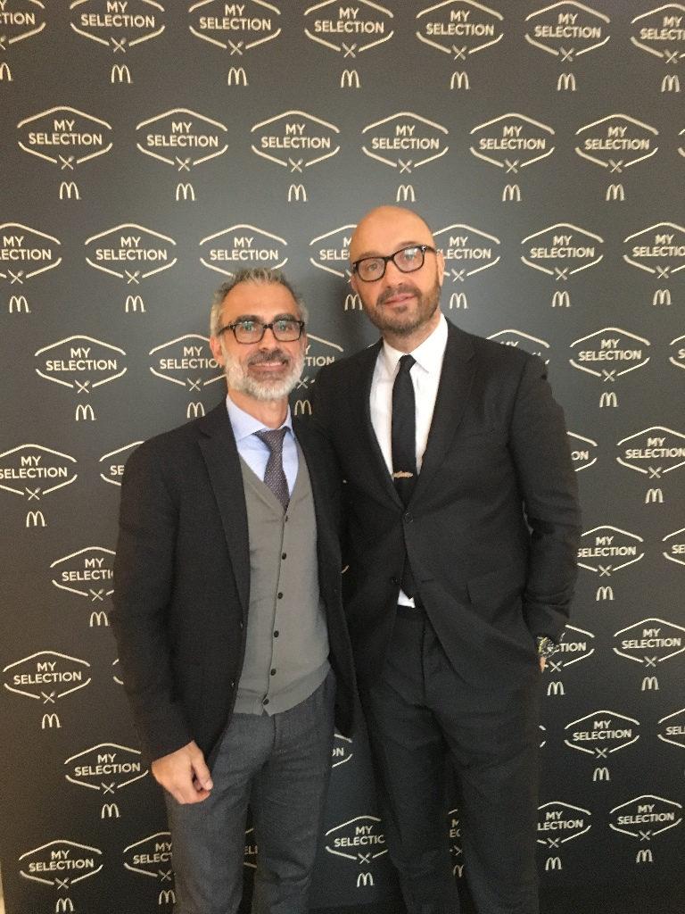 Aceto Balsamico di Modena IGP al fianco di Joe Bastianich per 'My Selection', i panini 'Premium' di Mc Donald