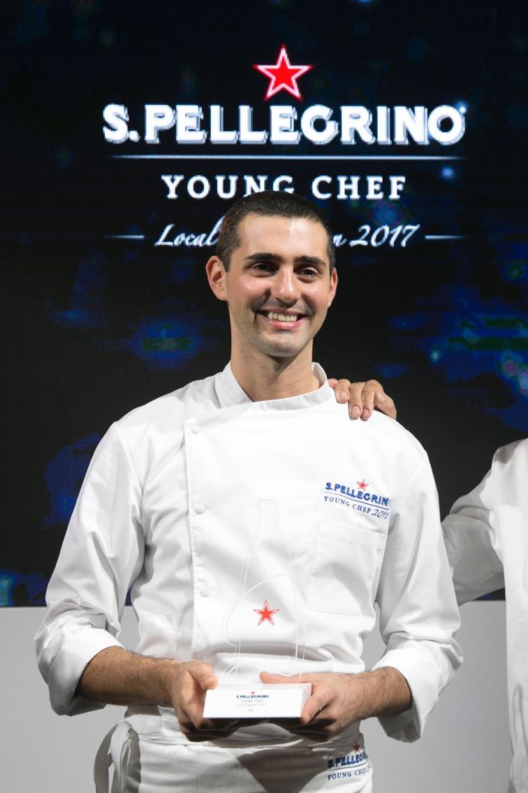 """In attesa della finale internazionale del talent S.Pellegrino Young Chef, S.Pellegrino presenta """"Fine Dining Lovers People's Choice Award"""""""