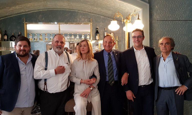 L'Academie Internationale de la Gastronomie premia cinque italiani