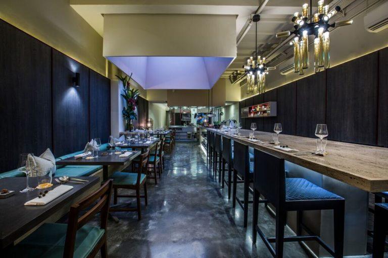 Nouri restaurant: la Michelin premia la cucina 'crossroads'