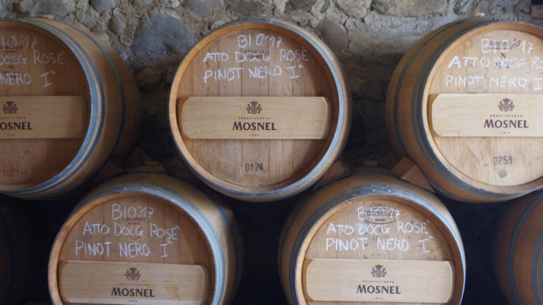 Il Mosnel, storico Franciacorta