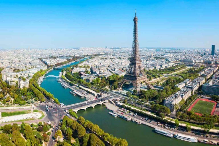Parigi, la città dell'amore