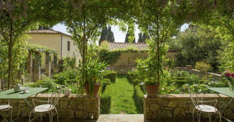 Enoturismo al Castello di Fonterutoli