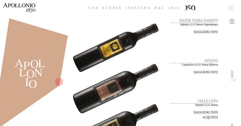 Centocinquant'anni di vino per la cantina Apollonio