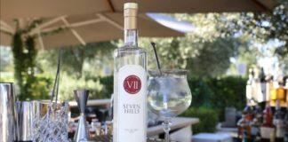 drink PLANCTONIC di Alessio Navacci barman di QVINTO di Roma