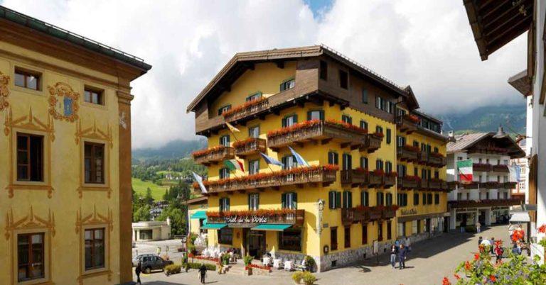 Hotel De La Poste, gli eventi di Cortina