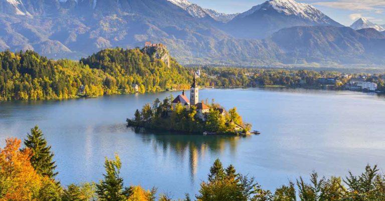 Slovenia, Green & Safe
