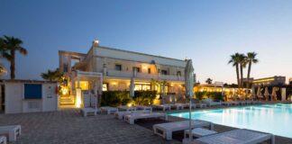 Canne Bianche Hotel