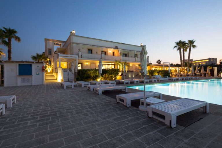 Canne Bianche entra in Small Luxury Hotels