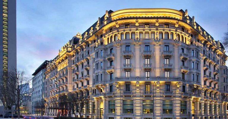 L'Excelsior Hotel Gallia riparte