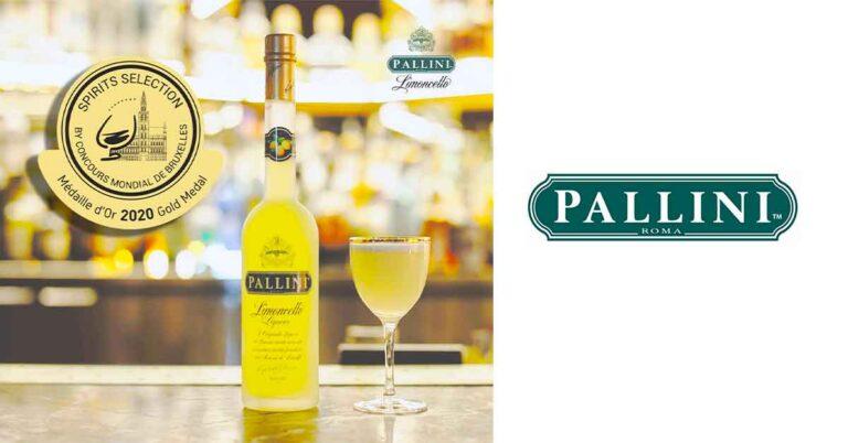 Limoncello Pallini: medaglia d'Oro