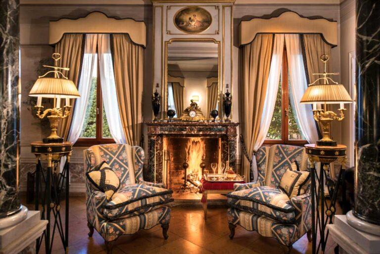 Villa Palladiana, atmosfera unica