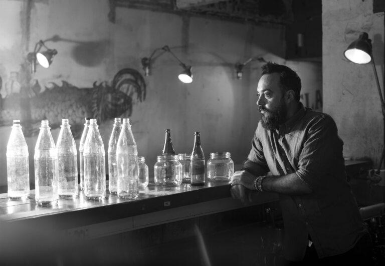 """The World's 50 Best Bars """"Bartender 2020"""": vince Renato Tato Giovannoni"""