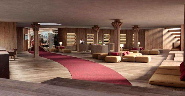 Adler Spa Resort Dolomiti, nuova spa con vista