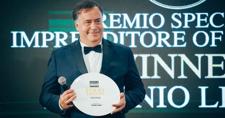 Antonio Liseno valorizza la Basilicata