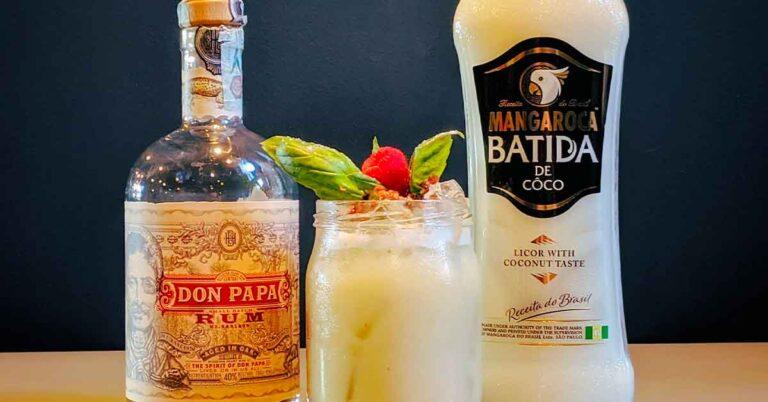 Il cocktail Coco di Antonio Masi