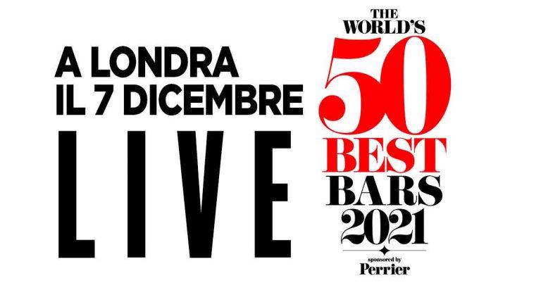 Tornano i The World's 50 Best Bars con una cerimonia live