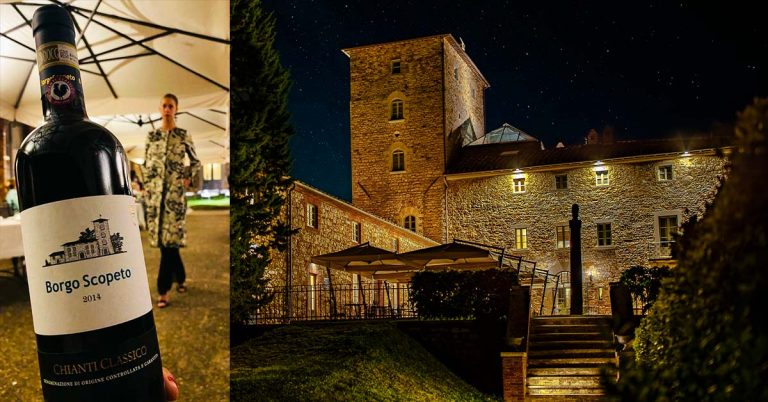 Borgo Scopeto Relais: luogo di incontro tra arte e gusto