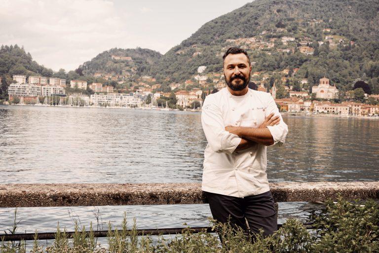 Lo chef Riccardo Bassetti ospite a Degusto