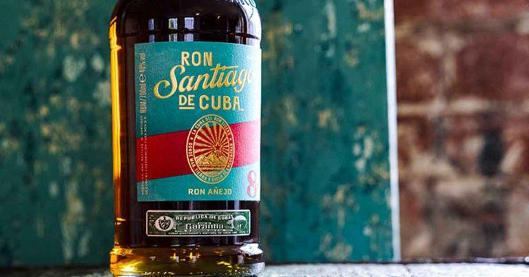 A Cuba con il Ron Santiago De Cuba